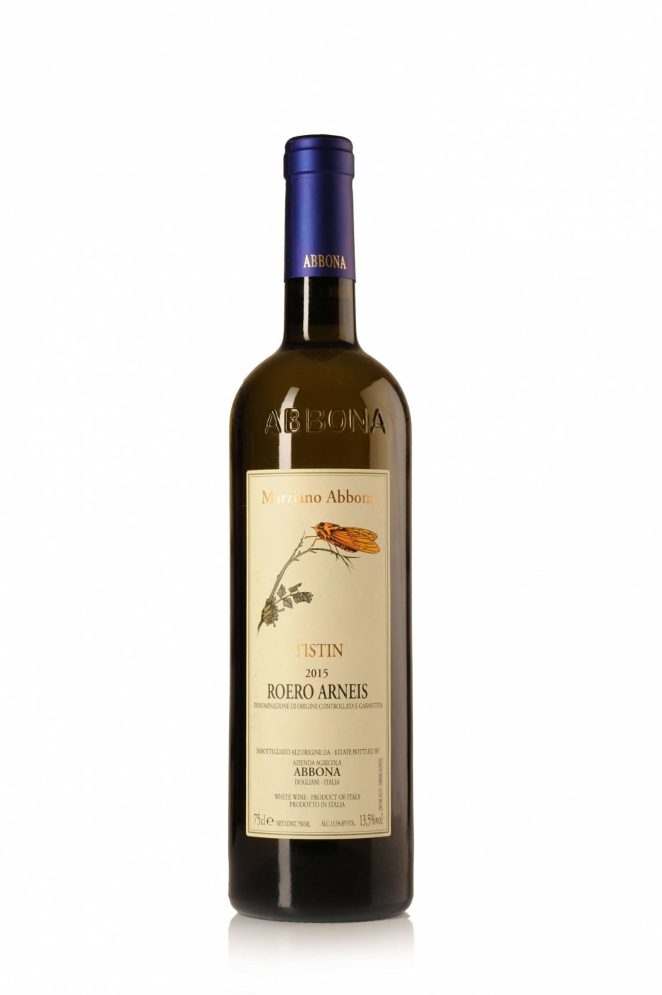 Marziano Abbona – Roero Arneis 'Tistin' | Ghebels' wijnen ...